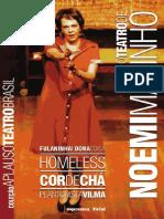 Fulaninha e Dona Coisa - Homeless - Cor de Chá