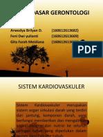 Kelompok 4. Perubahan Sistem Kardiovaskuler Pada Lansia