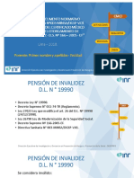 Pension de Invalidez