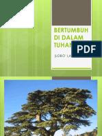 BERTUMBUH DI DALAM TUHAN.pptx