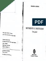 Alberoni - Movimiento e institución.pdf