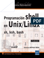 Programacion Shell en Unix Linux