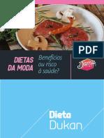 Apresentacao Tipos de Dietas