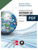 Administração de Sistemas de Informação, 15ª Edição Até Capítulo 4