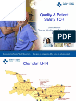 TOH Quality and Patient Safety April 2011 FINAL LH