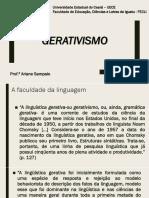 GERATIVISMO