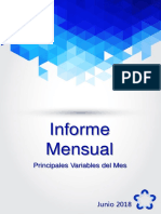 Informe Mensual CAMMESA