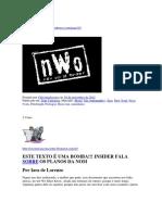 ! INSIDER FALA SOBRE OS PLANOS DA NOVA ORDEM MUNDIAL - O GOVERNO MUNDIAL E O SISTEMA TOTALITARIO GLOBAL.pdf