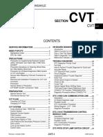 CVT nissan.pdf