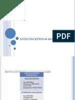 Criterios Para Anticncepcion 2016