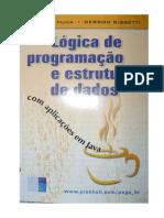 PUGA, Sandra; RISSETTI, Gerson. Lógica de Programação e Estruturas de Dados.pdf