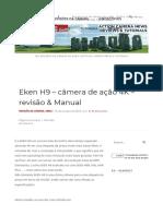Manual Eken h9r