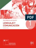lenguaje 1°