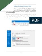 04 Administrar Cuentas en Outlook 2016