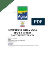 319700441 Manual Agira Knox Tp 245 3 Etapas Motor Electrico