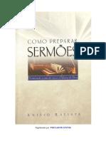 Como Preparar Sermões - Anisio Batista.pdf