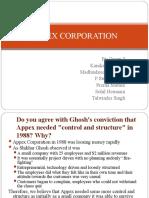 36370251 Appex Corporation Group 3