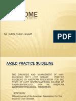 Aasld Practice Guideline-presentation