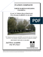 297 N. Marengo Avenue, Pasadena | for Lease