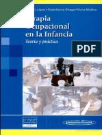terapia Ocupacional en La Infancia Teoria y Practica 2008