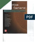Didáctica General. La Práctica de La Enseñanza
