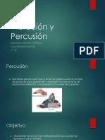 Vibración y Percusión