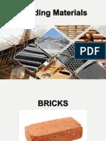 Bricks Presentation (by G Dhar)