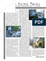 May 2008 Stone Newsletter, Stone Church of Willow Glen