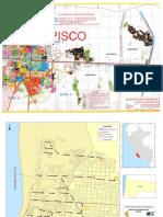 mapa de evacuacion pisco, rutas de evacuacion.docx
