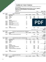 costos unitarios mejoramiento de pista