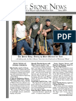 April 2009 Stone Newsletter, Stone Church of Willow Glen
