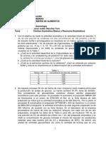 Taller Cinética Enzimática Básica y Biorreactores Enzimáticos-IngAlim