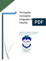 Conceptos Lenguajes de Interfaz