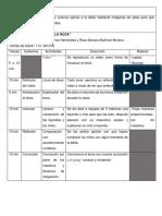 Carta Descriptiva Clase 2