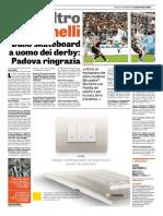 La Gazzetta Dello Sport 04-09-2018 - Serie B - Pag.1