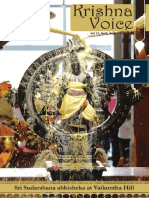 Krishna Voice August 2018
