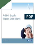 Probiotic Drops Presentation