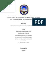 Reserva Rotante Para Regulacion Primaria y Secundaria de Frecuencia