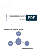 2. Karakteristik Kimia Air Limbah dan Tata Cara Sampling - M. Anom Guritno.pdf