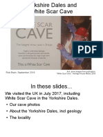 Yorkshire Dales and White Scar Cave Presentation