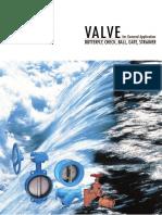 Tozen Valve Catalogue