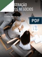 Administraçao de Novos Negocios