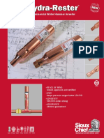 14072014040751commercial Water Hammer Arresters Hydrarester Brochure