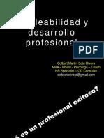 Empleabilidad y desarrollo profesional