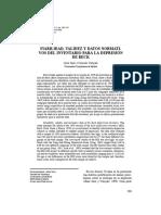Fiabilidad, Validez y Normas Beck - Sanz y Vázquez 1998 (4)