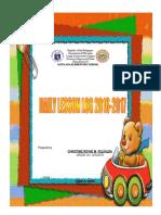 Test Item Analysis Calculator - FILIPINO - Copy