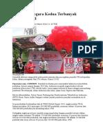 Indonesia Negara Kedua Terbanyak Penderita TB