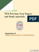 TCS Coding