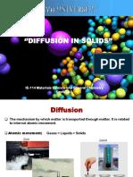 Lecture5 Diffusion