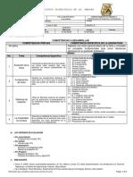 Criterios de Evaluación - Instrumentacion de Fundamentos de Fisica